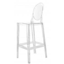 Chaise haute One More 65 cm - KARTELL - oralto-shop.com