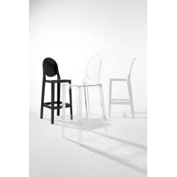 Chaise haute One More 75 cm - KARTELL - oralto-shop.com