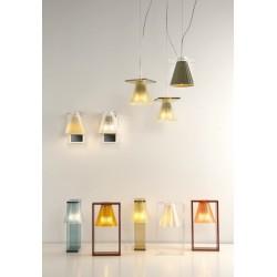 Applique Light Air / Abat-jour tissu - KARTELL - oralto-shop.com