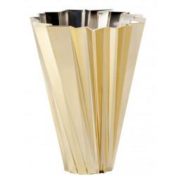 Vase Shanghai doré métallisé - KARTELL - oralto-shop.com