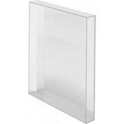 Miroir Only Me rectangulaire 70 x 50 cm - KARTELL - oralto-shop.com