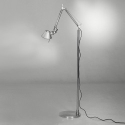 Lampadaire Tolomeo micro LED - ARTEMIDE - oralto-shop.com