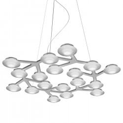 Suspension LED NET / Circulaire - ? 65 cm - ARTEMIDE - oralto-shop.com