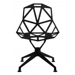 Fauteuil pivotant Chair One 4Star / Métal - Magis - oralto-shop.com