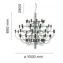 Suspension 2097/50 - Flos - oralto-shop.com