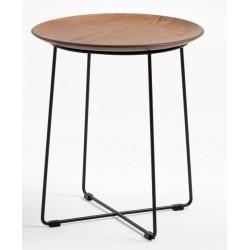 Petite table d'appoint Al Wood - Kartell - Oralto Eshop