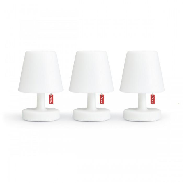Lampe sans fil Edison the mini set 3 - FATBOY - oralto-shop.com