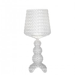Lampe ? poser Mini Kabuki / LED - KARTELL - oralto-shop.com