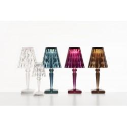 Lampe de table Big Battery H 37 cm - KARTELL - oralto-shop.com